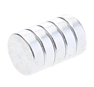 20pcs 10Dx3mm Strong Power Magnetic Cylinder