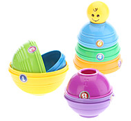 Multi-Color Bowl Educational Toys for Kids (8-Pack)