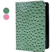 Motif Dots pu étui en cuir avec le stand pour l'ipad mini-3, Mini iPad 2, ipad mini-
