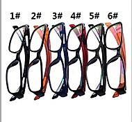 Unisex Urltra-Light TR90 Square Eyeglasses