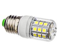 E26 / e27 30 smd 5050 3.5w 360 lm естественный белый светодиод кукурузы ac 110-130 / ac 220-240 v