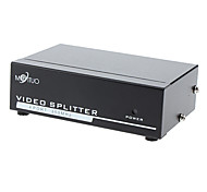 High Definition 4-Channel 350 Mhz VGA Splitter MT-3504