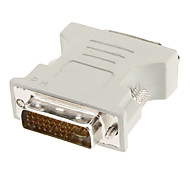 DVI +5 M / F Adapter
