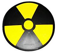 Nuclear Power Pattern Car Decorative Sticker