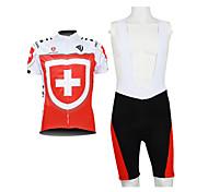 KOOPLUS Bicicletta/CiclismoMaglietta/Maglia / Maglietta + pantaloncini/Maglia+Pantaloncini/Cosciali / Maglietta + salopette / Set di