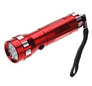14 LED-Weißlicht-Mini-Taschenlampe (3xAAA)