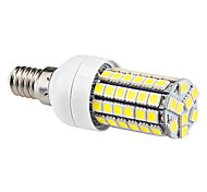 E14 7 W 69 SMD 5050 630 LM Natural White Corn Bulbs AC 220-240 V