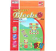 DIY Intellect Blocks (127pcs, Model:1727-D)