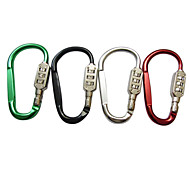"Luggage LockForLuggage Accessory Metal 4.33""*2.4""*0.4""(11cm*6cm*1cm)"