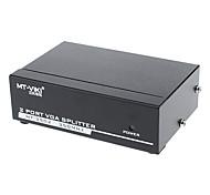 High Definition 2-Channel 350 Mhz VGA Splitter MT-3502