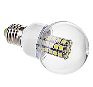 6W E26/E27 LED Globe Bulbs G60 47 SMD 5050 530 lm Natural White AC 220-240 V