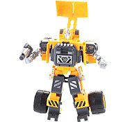 Transform Robot + Engineering Vehicle (Assorted Colors, Model:1003 Style1)