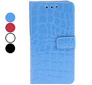 Crocodile Grain Design PU Leather Case for Blackberry Z10 (Assorted Colors)