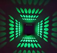3 Интегрированный светодиод Модерн Электропокрытие Особенность for Светодиодная лампа Лампа входит в комплект,Рассеянныйнастенный