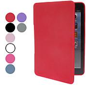 material de TPU caso de corpo inteiro w / stand para iPad mini 3, mini iPad 2, iPad mini (cores sortidas)