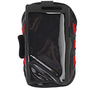 Sports Gym Arm Band Mesh Case for Samsung Galaxy Note 2 N7100 (Assorted Colors)
