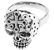 Skeleton Hand Alloy Ring