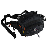 Bike BagWaist Bag/Waistpack Skidproof / Shockproof Bicycle Bag Canvas / Cloth Cycle BagCamping & Hiking / Climbing / Leisure Sports /