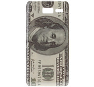 US Currency Pattern Hard Case for Moto RAZR I XT890
