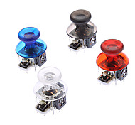 Ersatz 3D Rocker Joystick Cap Shell Mushroom Caps für Xbox360 Wireless Controller (Grau Chip)