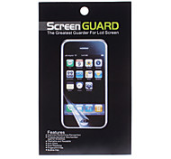5 in 1 Screen Protector HD con panno di pulizia per Samsung Galaxy S2 I9100