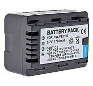 GOOP GD-VBK180 Replacement 3.7V 1790mAh Battery Pack for Panasonic HDC-TM90/SD90/HS80 + More