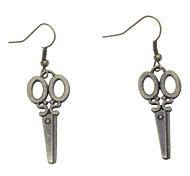 Vintage Scissors Earring