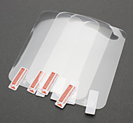 4 In 1 HD Screen Protector for Samsung Nexus S I9020