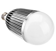 E27 18W 1440LM 5500K blanco cálido bombilla de la vela del LED (110-220V)