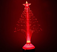 E27 Fibre Tree Style Red Light Decoratie Light (220V)