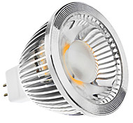 MR16 5W 350LM 3500K Warm White Light COB LED Spot Bulb (12V)