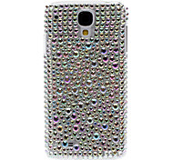 Strass lampeggiante Decorato Hard Case per Samsung Galaxy i9500 S4