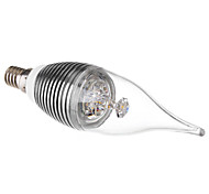 FLY E14 3W 240LM 3500K Warm White Led Candle Bulb(110-220V)