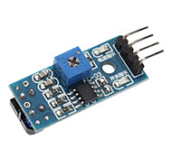 K1208042 LM393 Infrared Reflective Sensor Module - Blue