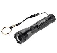 LED Flashlights / Handheld Flashlights LED 1 Mode 100 Lumens Waterproof Others AA Camping/Hiking/Caving / Everyday Use / Cycling / Fishing