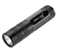 Small Sun ZY-C60 Mode Waterproof Adjustable Zoom Cree LED Flashlight(240ML,1x16430,Black)