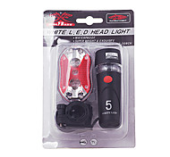 5 LED Bicycle Front Light and Bicycle Safety RearLight