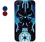 Cool Robot Hard Case for iPhone 4/4S (Assorted Colors)