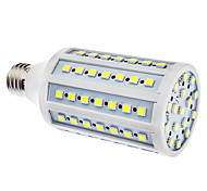 E27 15W 86x5050SMD 1200-1300LM 6000-6500K Natural White Light LED bulbo del maíz (110/220V)