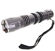 PALIGHT PALIGHT 370LM 5-Mode del CREE R5 super brillante LED Flashlight (1 x 18650 de la batería)