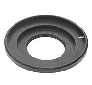C mount Lens to Micro 4/3 M4/3 Mount Adapter Adaptor ring (Black)
