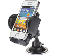 Universal Car Windshield Swivel Mount Holder for iPhone, Samsung Cellphones and Others