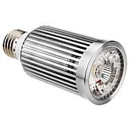E27 10W 780-820LM 2700-3500K Warm White COB LED Spot Bulb (110-240V)