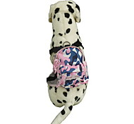 Oxford Polyester Camouflage Backpack for Dogs (Assorted Colors, S-XL)