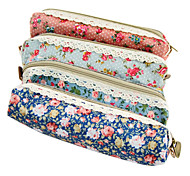 Flower Lace Pen Bag(Random Color)