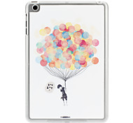 Lonely Boy with Colorful Ballons Case for iPad mini 3, iPad mini 2, iPad mini
