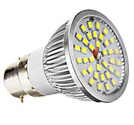 B22 5 W 36 SMD 2835 360 LM Cool White MR16 Spot Lights AC 100-240 V