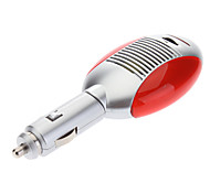 Fashionable Car Air Purifier with Car Lighter Plug