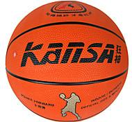 Orange Rubber 7 Size Basketball 0.625KG