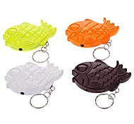 Candy Color Fish Shaped Gas Lighter (Random Color)